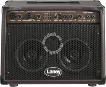 New Laney 35W Acoustic Guitar Amplifier LA35C