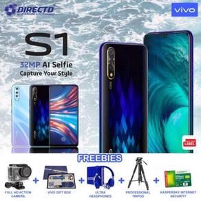 VIVO S1 (6GB RAM/3 KAMERA) HARGA TURUN + 5 Hadiah