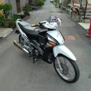 2007 - Honda Wave 125S - ( On The Road )