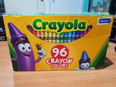 Crayola 96 crayon