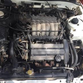 Enjin perdana v6