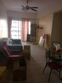 [Full Loan] Mas Kipark Apartment Kepong KIP Jinjang