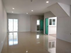 Double Storey Terrace House Tabuan Tranquility Kuching