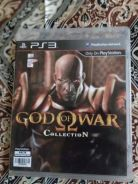 Ps3 games murah god of war collection