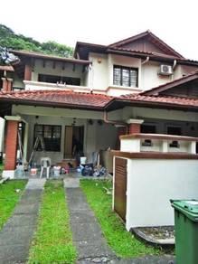 Alam Damai Cheras corner unit town house with land