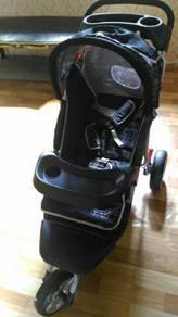 Stroller Jenama My Dear