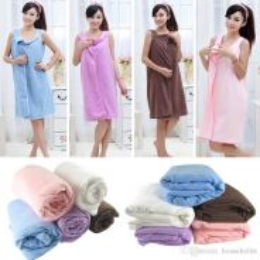 Magic towel / wearable towel 07