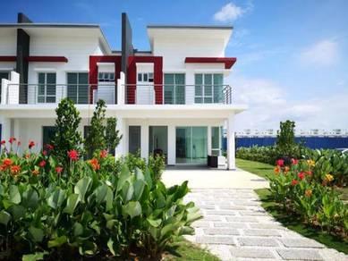 20x70 Double Storey Terrace House. Seremban south. PD