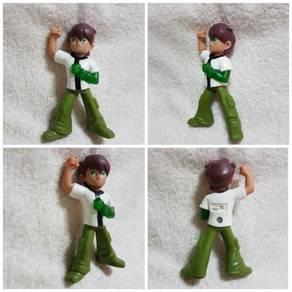 Authentic Ben 10 Figurine