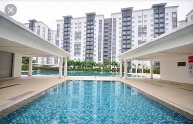 TERMURAHHH SGT - Seri Intan Apartment Setia Alam Shah Alam