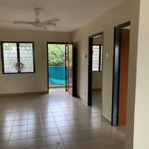 (Baru Renovate) - Apartment Wangsa Maju Seksyen 4