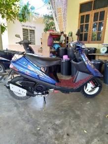 Motosikal untuk dijual