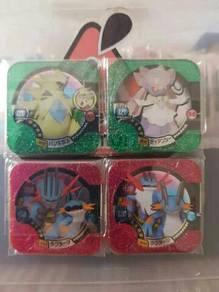 Pokemon tretta 4pcs for RM100 only