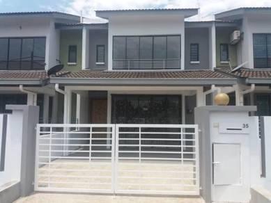 Selangor, Sg Buloh, Desa Coalfields, Double Storey Terrace