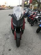 Yamaha Xmax 250 Matt Red