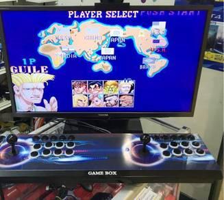 Pandora box New 3D Arcade stick with 2200 games