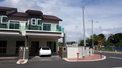 New Double Storey Corner Taman Tasek Harmoni Simpang Ampat
