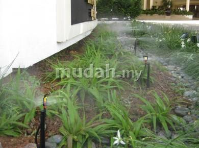 Sistem Sprinkler Garden Automatik