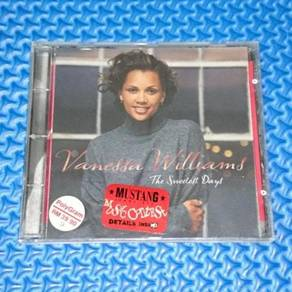 Vanessa Williams - The Sweetest Days [1994] CD