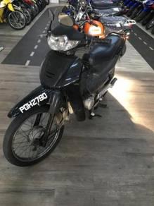 Honda w100
