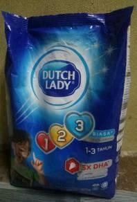 Susu DutchLady 123 900ml