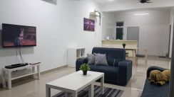 Exclusive fully furnished in Seremban 2 - clean and moved in condition
