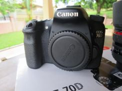 Canon 70D Used
