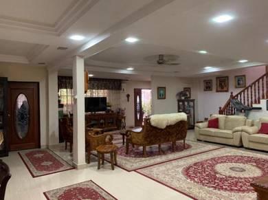 CORNER FREEHOLD Double Storey House Bandar Mahkota Cheras