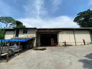 Factory / warehouse for sale chan sow lin, kuala lumpur