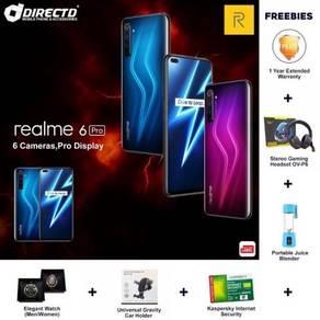 RealMe 6 PRO (MODEL PANAS | 8GB RAM/128GB)MYset
