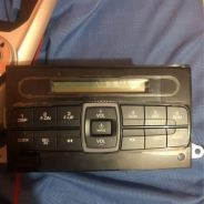 Axia original audio/cd player with casing