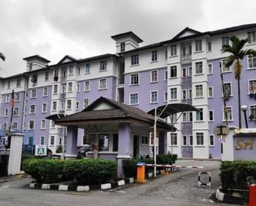 No.1C-04-09, Block C, Sri Pinang Apartment, Pusat Bandar Puchong