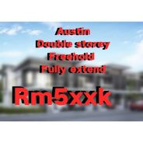 Austin area double storey