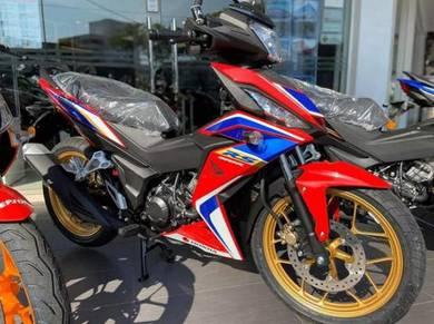 HONDA RS150r - PROMOSI MERDEKA READY STOK 2020