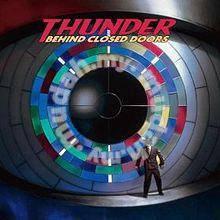 Cd THUNDER Behind Closed Doors
