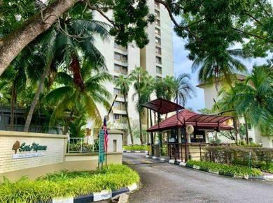 Seri hijauan condominium corner lot shah alam