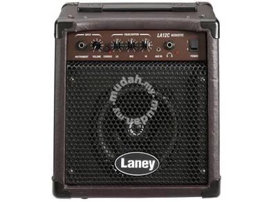 New Laney 12W Acoustic Guitar Amplifier LA12C