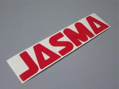 Jasma Sticker