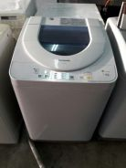 Auto Mesin Fully Washer Basuh Machin Top Panasonic