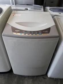 Sanyo Washing Machine Mesin Basuh Top Load Auto