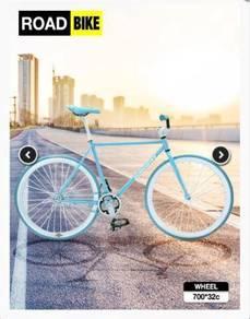 Basikal fixie boleh nego