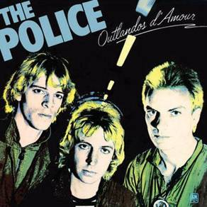 The Police Outlandos D'Amour 180g Import LP