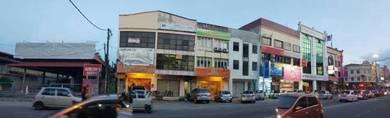 Kedai pejabat 3 tingkat jalan kebun sultan kota bharu kelantan