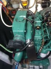 Volvo Penta MD2040 Marine Diesel Engine