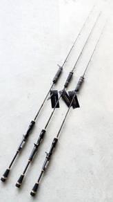 ABU GARCIA AXECUTOR BC FISHING ROD Joran Pancing