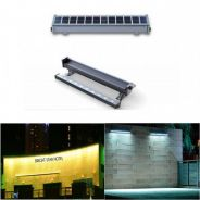 SOLARMO 200 Lumens Solar Signage & Fencing Light