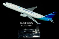 Garuda Indonesia A330 - Aircraft Model 19