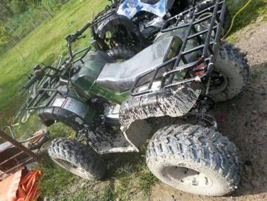 ATV Motor second -hand 200cc kL johor
