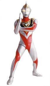 Ultraman cosplay suit