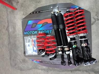D2 Adjustable Hi-Low BodyShift BMW E36